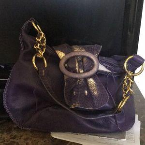 Handbags - Purple purse